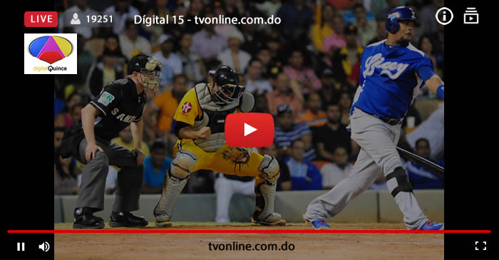 digital 15 licey y aguilas serie final 2018